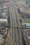 ON403 Aerial Facing South - Mississauga (41040635222).jpg