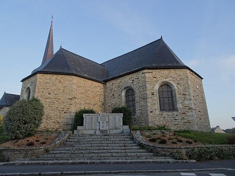 Église Saint-Pierre de Peillac