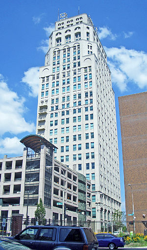 Oak Tower - Image: Oak Tower Kansas City Missouri