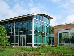 Adam Joseph Lewis Center for Environmental Studies - Exterior view