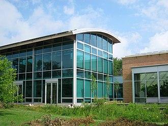 Adam Joseph Lewis Center for Environmental Studies - Exterior view