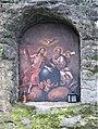 Obrázek Nejsvětější Trojice na skále pod domem 24 ve Všemilech (Q105003537) 02.jpg