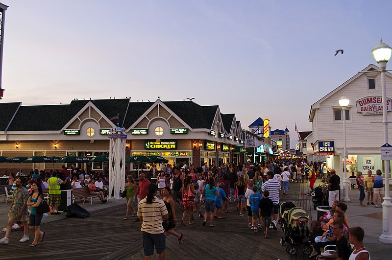 Restaurants Ocean City Md Near Boardwalk
