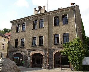 Oderberg - Former fire house