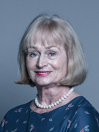 Jean Corston, Baroness Corston - Image: Official portrait of Baroness Corston crop 2