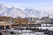 Ogden Utah downtown