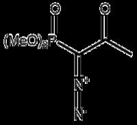 Ohira-bestmann reagent 2d-skeletal.png