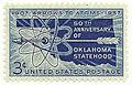Oklahoma 1957 Statehood Stamp.jpg