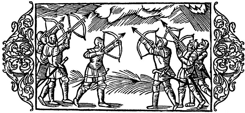 File:Olaus Magnus - On the Geats' Superstitious Notions of Thunder.jpg