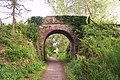 Old Bridge on the Chippenham to Calne railway - geograph.org.uk - 46631.jpg