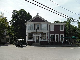 Old Chatham, New York - Old Chatham Country Store.