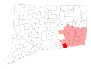 Old Lyme, Connecticut Town in Connecticut, United States