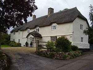 Bulverton - Image: Old Manor Cottage Bulverton geograph.org.uk 1471848