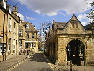 Chipping Campden - Chipping Campden Market Hall