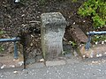 Old boundary stone - geograph.org.uk - 2505723.jpg