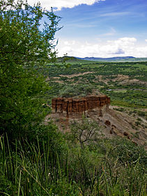 Olduvai Gorge - The Cradle of Mankind.jpg