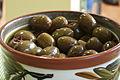 Olives sun dried tomatoes Cl J Weber (23158673302).jpg