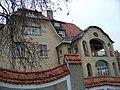 Olomouc, Univerzitní 7, vila Primavesi, od schodů.jpg
