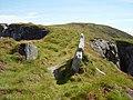 One man's pass, Brow Head - geograph.org.uk - 258537.jpg