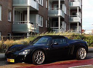 Opel speedster usa