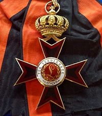 Order of Ludwig grand cross badge (Hesse) - Tallinn Museum of Orders.jpg