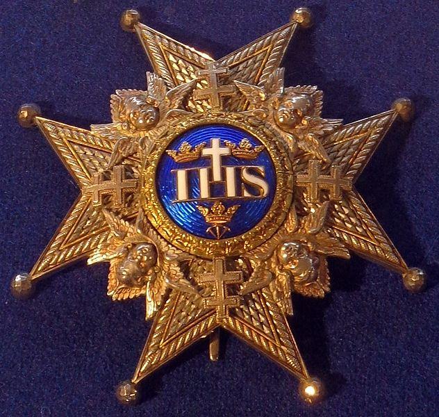 File:Order of the Seraphim star (Sweden) - Tallinn Museum of Orders.jpg