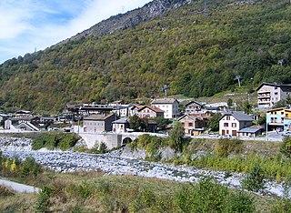 Orelle Commune in Auvergne-Rhône-Alpes, France