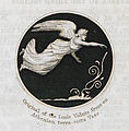 Original of the Ionic Volute from an Athenian terra-cotta Vase (2) - Clarke Edward Daniel - 1816.jpg