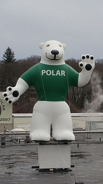 Polar Beverages - Orson the Bear