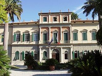 Orto botanico di Pisa - Botanical school.