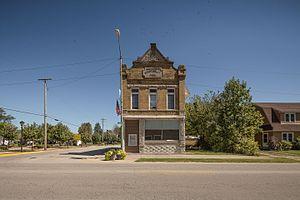 Osgood, Indiana - Image: Osgood, Indiana