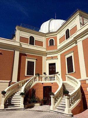 Collurania-Teramo Observatory - Image: Osservatorio astronomico d'Abruzzo