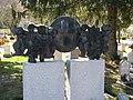 Ostfriedhof Innsbruck Denkmal Kinderfeld.jpg