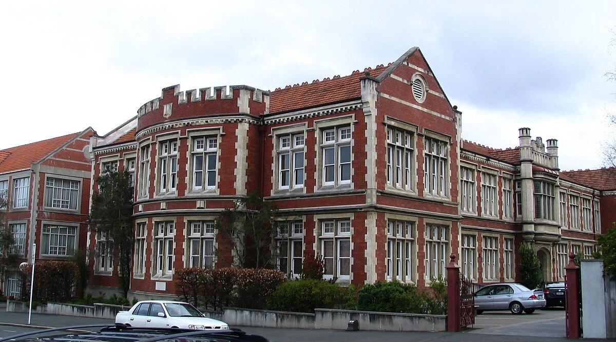 South Island School Mr Graham Silverthorne