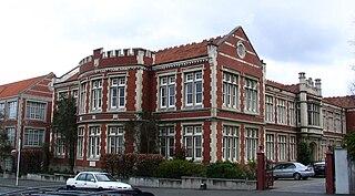 Otago Girls High School State secondary school in Otago, New Zealand