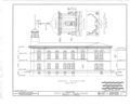 Otoe County Courthouse, Tenth Street and Central Avenue, Nebraska City, Otoe County, NE HABS NEB,66-NEBCI,1- (sheet 6 of 9).png