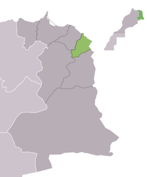 Oujda-Angad Prefecture - Oujda Prefecture, Oriental Region, Morocco