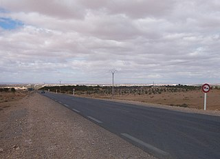 Ouled Djellal Commune and town in Biskra Province, Algeria