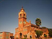 Our Lady of Guadalupe Catholic Church in Laredo, TX IMG 1856