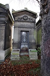 Tomb of Osselin, Feburet and Saint Lanne