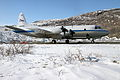 P-3 on the Ramp in Kangerlussuaq (5589976906).jpg