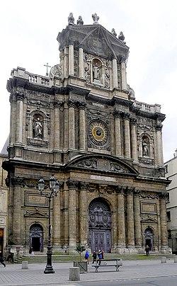 St-Paul-St-Louis (Paris)