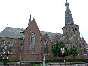 Baarle-Hertog - Image: P1020708Sint Remigiuskerk