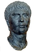 son of Marcus Vipsanius Agrippa and Julia the Elder