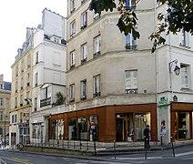Rue des mauvais gar ons wikip dia for Rue des garcons