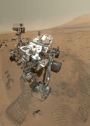 Rocknest (Mars)
