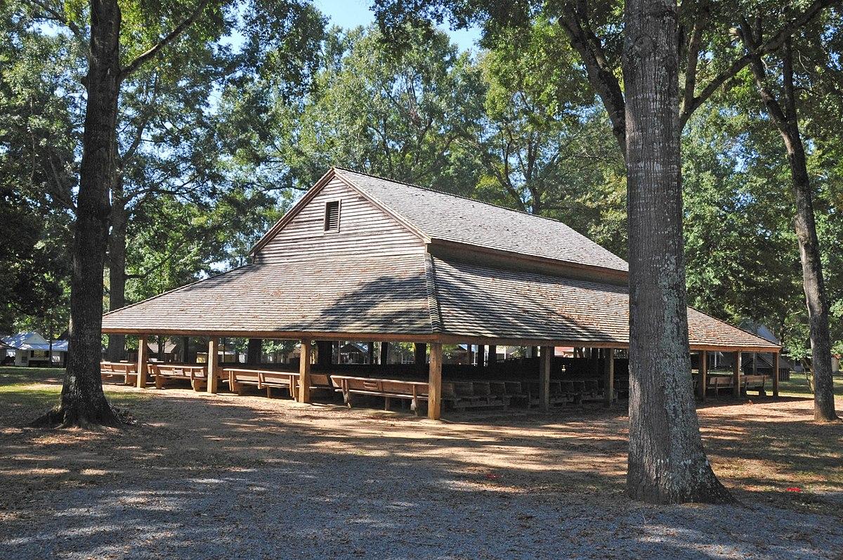 Pleasant Grove Camp Meeting Ground Wikipedia