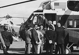 Richland, Washington - President Nixon's visit to Richland