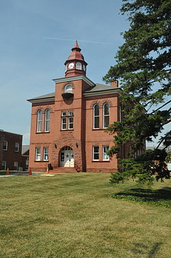 Prince William County Courthouse - Wikipedia