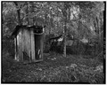 PRIVY AND ANIMAL PEN A - Grogan House, Northwest Side County Road, Middleton, Elbert County, GA HABS GA,53-MIDTO,1-19.tif